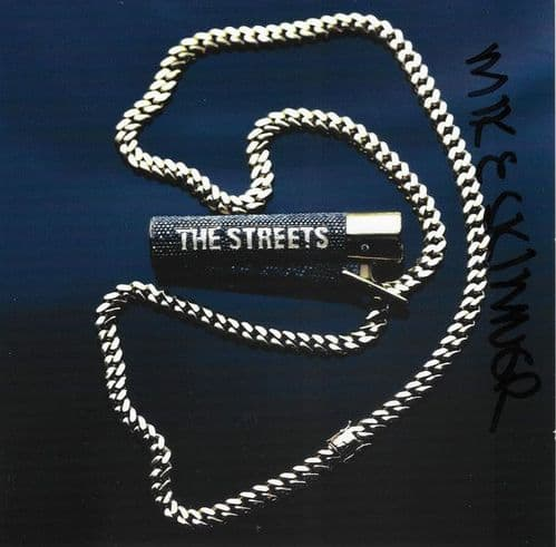 The Streets<br>None Of Us Are Getting Out Of This Life Alive <br>CD, Mitape